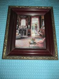 home interior framed 73 best homco images on home interiors repurposed and