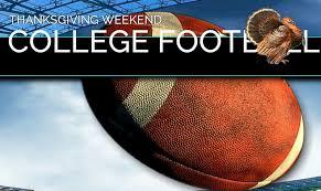 thanksgiving football schedule college divascuisine