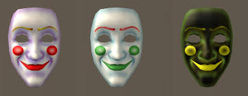 jesters mask mod the sims maxis lost and found jester s mask