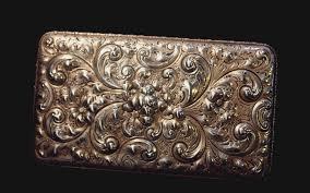 art deco skeleton ring holder images Sterling silver pendant pin antique pendant pin necklace bracelet jpg