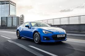 The Subaru Brz 2017 Means Business