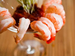 shrimp cocktail with horseradish cocktail sauce hgtv