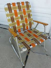Folding Rocking Chair Vintage Retro Aluminum Folding Rocking Lawn Chair Rocker What U0027s