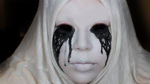 White Halloween Costume Ahs White Halloween Makeup Tutorial