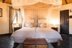 chambre style africain ezulwini river lodge