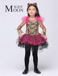Leopard Halloween Costume Cheap Girls Leopard Costume Aliexpress Alibaba Group
