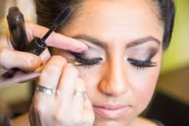 Makeup Artist In Long Island Eye Appeal Brides Go For Big Bold Eyelashes Newsday