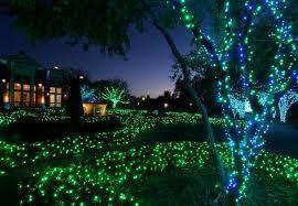 atlanta botanical garden photos of garden lights