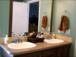 Granite Bathroom Countertops With Sink Beautiful Bathroom Countertop Ideas Home Design By John