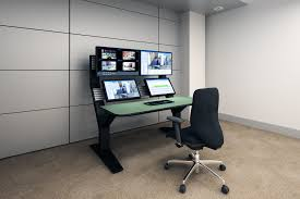 winsted u0027s latest control room furniture at emergency services show