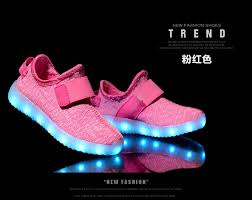 light shoes for women wholesle color changing led sneaker shoes christmas led lighting