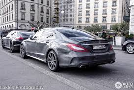 cls mercedes amg mercedes cls 63 amg s c218 2015 26 february 2015 autogespot