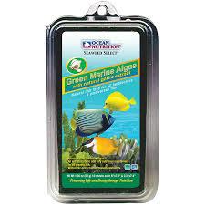 amazon com ocean nutrition green algae seaweed 10 sheets ocean