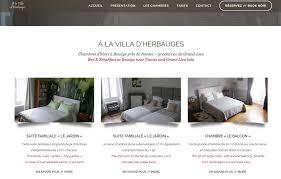 site chambre d hotes site a la villa d herbauges by antiopa