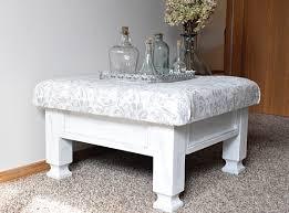 Coffee Table Or Ottoman - diy coffee table turned ottoman timeless creations llc