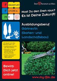 g rtner garten und landschaftsbau frankfurt am arbeit beruf gärtnerin gärtner garten und