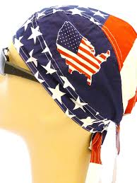 American Flag Rugs Amazon Com American Flag Doo Rag Headwrap Patriotic Cotton Durag