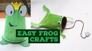 2 easy frog crafts craftymip u0027s munchkin masterpieces easy kids