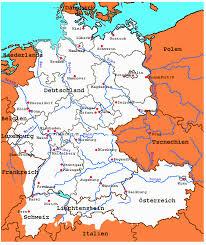 Kiel Germany Map by German 103 Class Page Northern Virginia Community College U0026 German