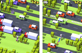 crossy road ten tips hints and cheats to getting further faster