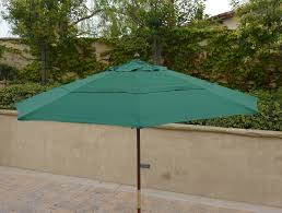 Market Patio Umbrella Vented Replacement Umbrella Canopy For 9ft 8 Ribs Market Patio
