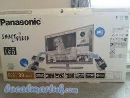 Led Tv Box Design Panasonic 39