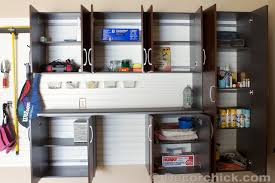 How To Organize Garage - the ultimate garage makeover decorchick