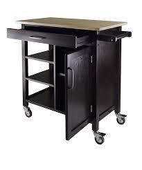 amazon com winsome mali kitchen cart bar u0026 serving carts
