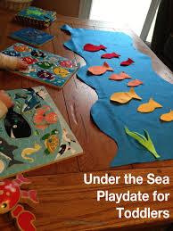 fish inspired toddler activity eco philadelphia