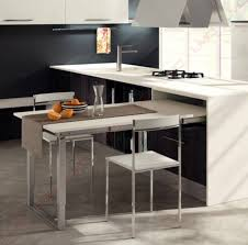 table meuble cuisine meuble cuisine avec table escamotable lzzy co tout table
