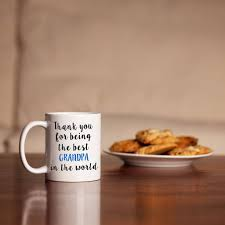 best mug personalised thank you for being the best mug by treacle boutique