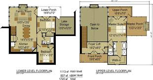 Craftsman House Plans With Porch 3 Bedroom Craftsman Cottage House Plan With Porches