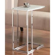 frosted tempered glass table top frosted tempered glass top snack table free shipping today