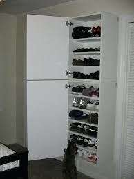 In Wall Bookshelves by Ikea Shelves For Shoes U2013 Horsetrials Org