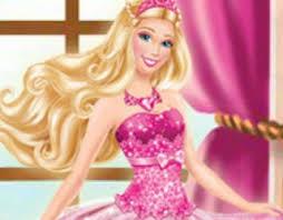 play free barbie princess dress