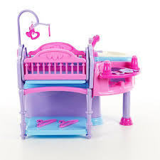deluxe doll nursery 10 piece play set walmart com