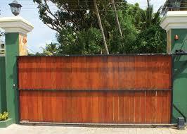 Sliding Gates Designer Roller Door Swing Gates Sliding Gates