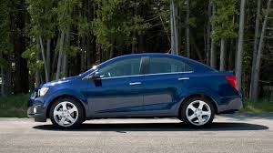 Super Compare the New Chevy Sonic to the Ford Fiesta - Columbus, OH @IP87