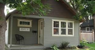 Tumbleweed Whidbey Cute 400 Sq Ft Tiny House Little Green Guesthouse In Moscow