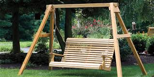 wooden outdoor furniture swings u0026 gliders for sale in laurel de