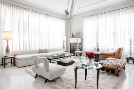 home design mid century modern living room with white living room