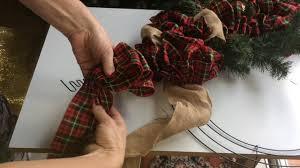 ribbon wreath ribbon wreath tutorial
