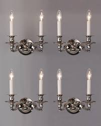 Silver Wall Sconce Candle Holder Aged Silver Wall Sconces U2022 Wall Sconces