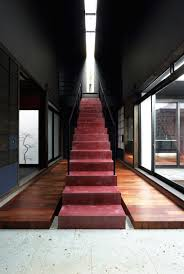 Color House by Colors House By Cubo Displays Contrasting Interior Styles