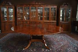 60 Round Dining Room Tables by 60 Round Dining Table With Leaves High End 60 Round Mahogany