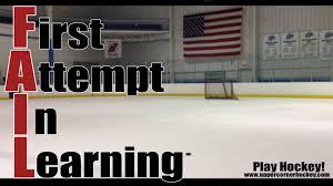 Hockey Goalie Memes - first attempt in learning fail hockey meme upper corner hockey