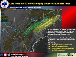 us weather map cold fronts cold front coming through could cause travel issues for