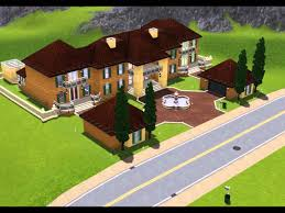 Cool Names For Houses Cool Sims 3 House Ideas