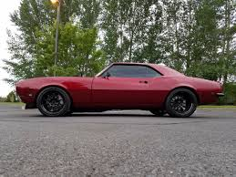 pro 68 camaro bangshift com this pro touring 1968 camaro is done right but with
