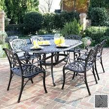 metal outdoor patio table cad75 com